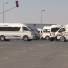Protesting taxi operators barricade roads in Pretoria