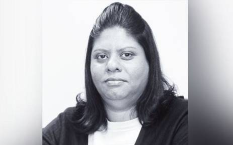 Ronica Ragavan.  Picture: www.southafricanmedia.co.za
