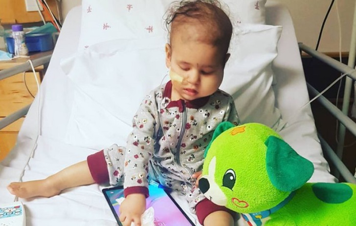 CT couple pleads for donations to help daughter get cancer treatment in US