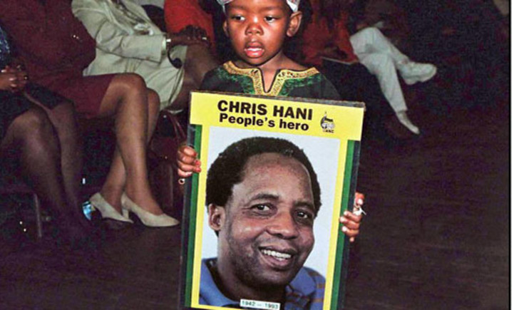 'If comrade Chris was ever captured, he was captured by the ANC'- Ramaphosa