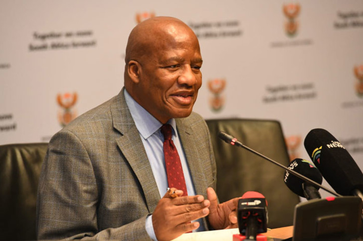 Minister Jackson Mthembu dies from COVID-19 related complications