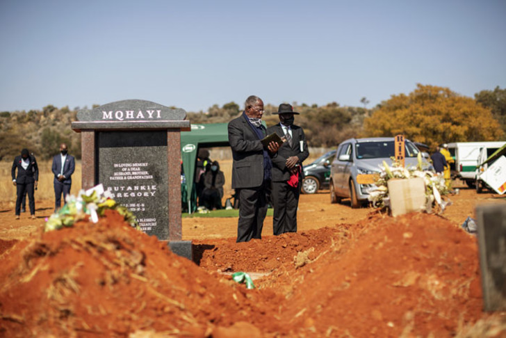 SA sees spike in COVID-19 deaths as 221 more fatalities recorded