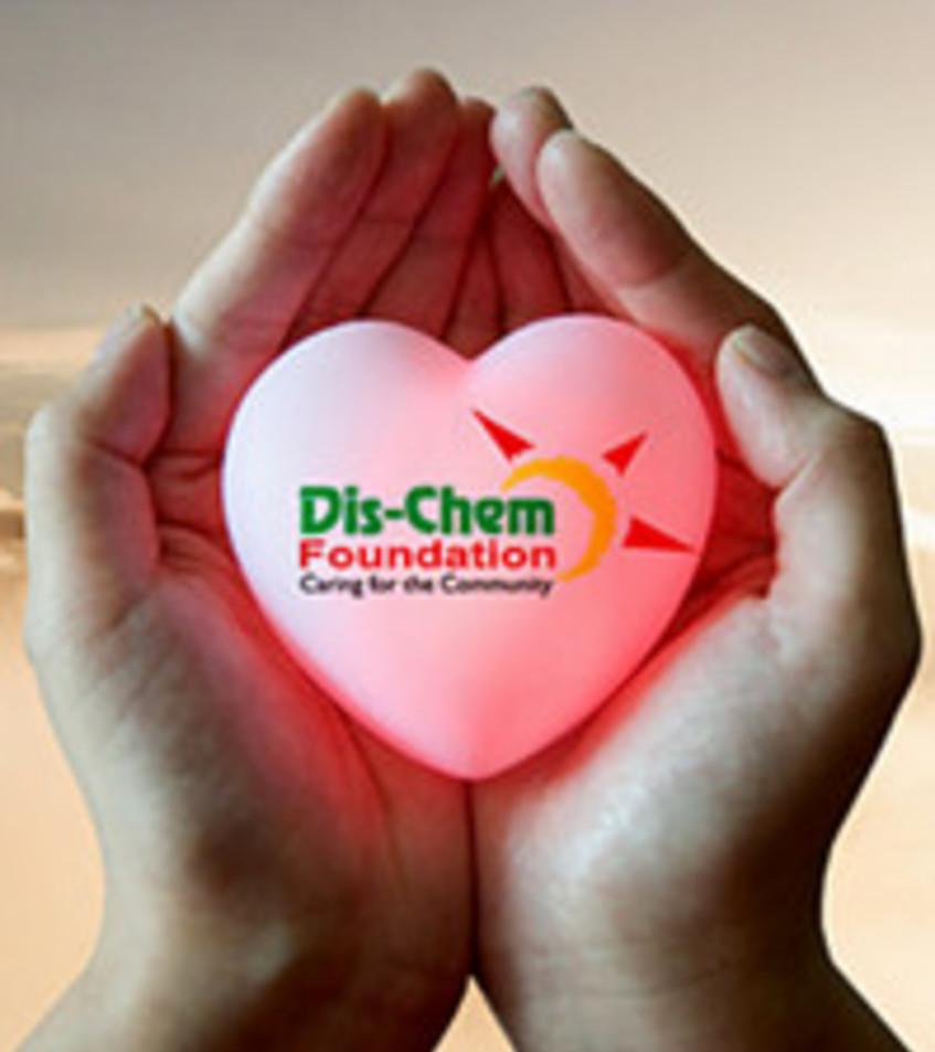 Dis-Chem Foundation Random Act of Kindness: Yellow Ribbon Foundation