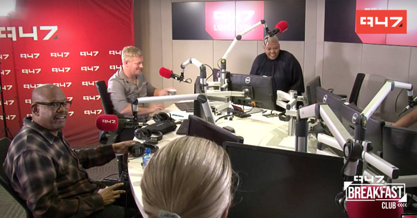 [WATCH] Hollywood superstar Forest Whitaker on the 947 Breakfast Club