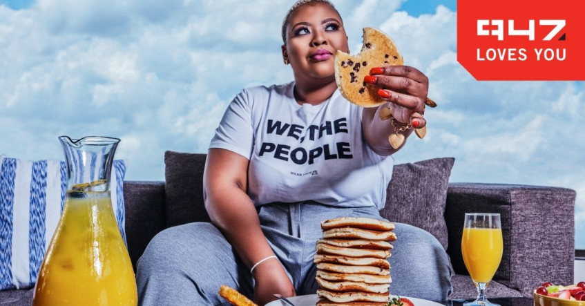 [LISTEN] Anele opens up about her COVID-19 experience