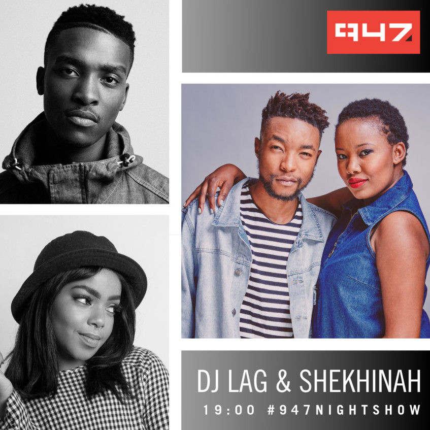 Zweli & Mantsoe chat to Shekhinah and DJ Lag about their latest single