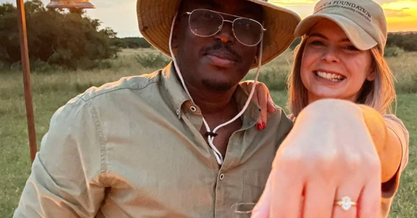 [VIDEO] Msizi James proposes to the love of his life, Angela