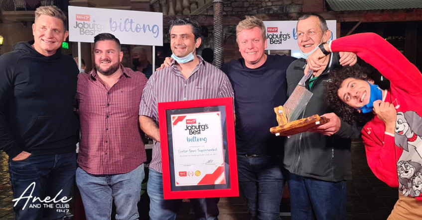 [FULL RECAP] Center Save Supermarket crowned Best Biltong in Joburg