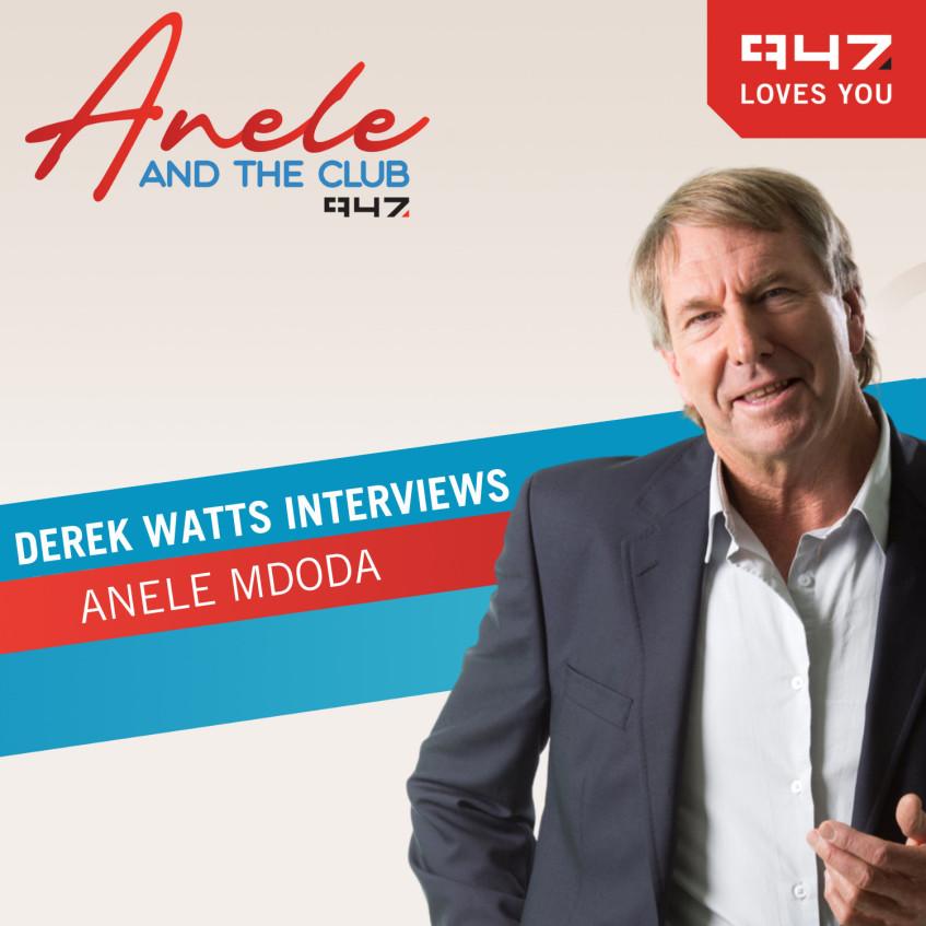 [LISTEN] The legendary Derek Watts addresses Anele's Kelly Rowland story on 947