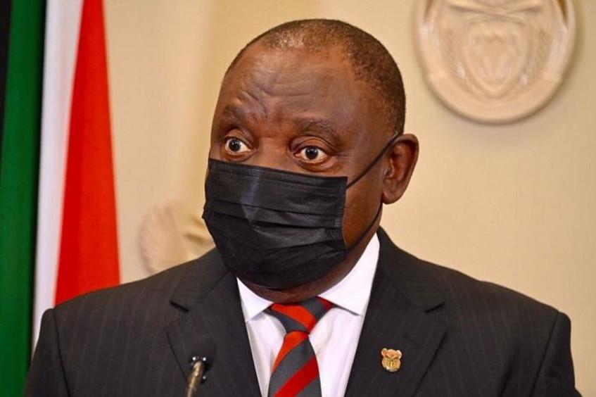 Ramaphosa calls for behaviour change amid COVID-19 third wave