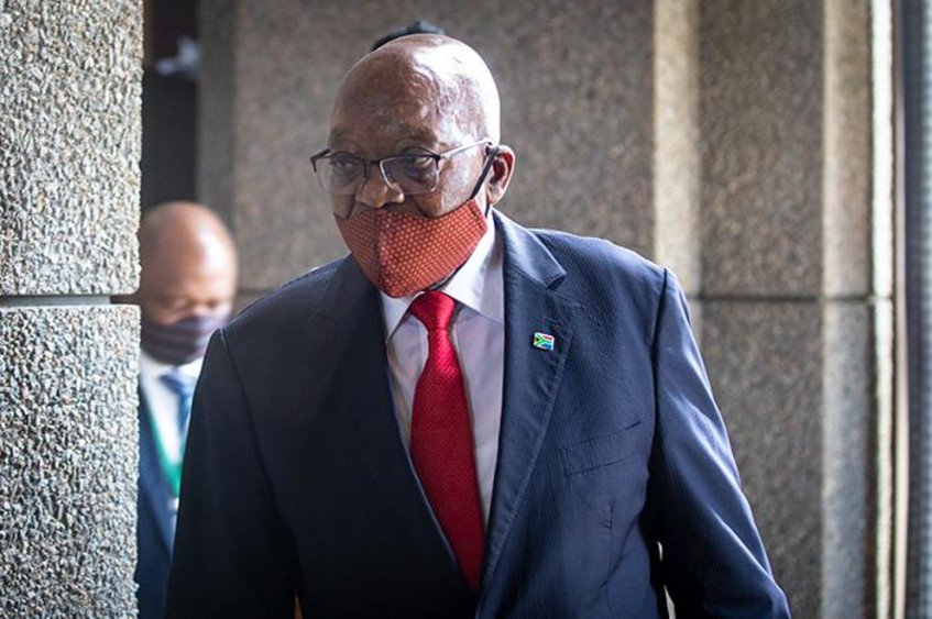 'It's the end of the road for Zuma, I don't see any wiggle room' - legal expert