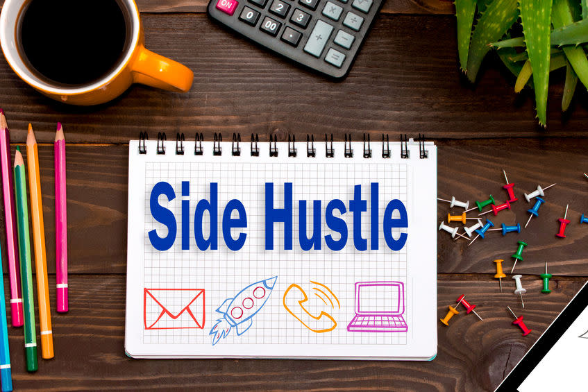 No such thing as 'no time' for a side hustle! 5 tips from a serial entrepreneur