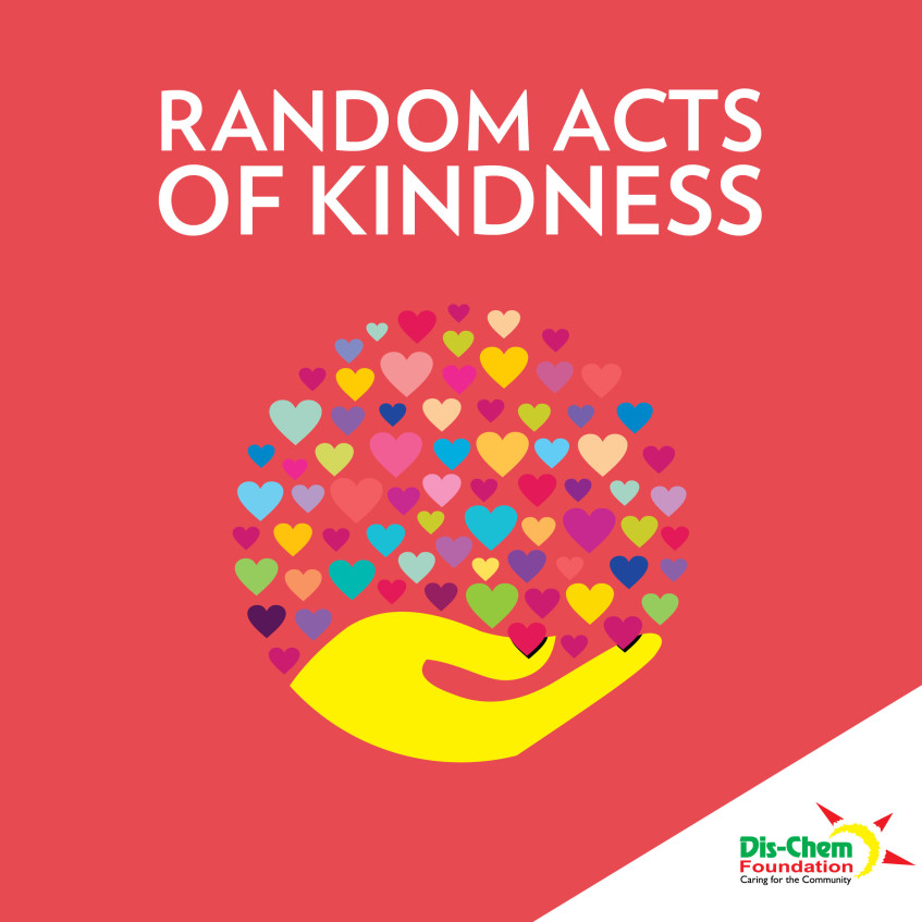Random Acts Of Kindness with the Dis-Chem Foundation and Mothwa Haven