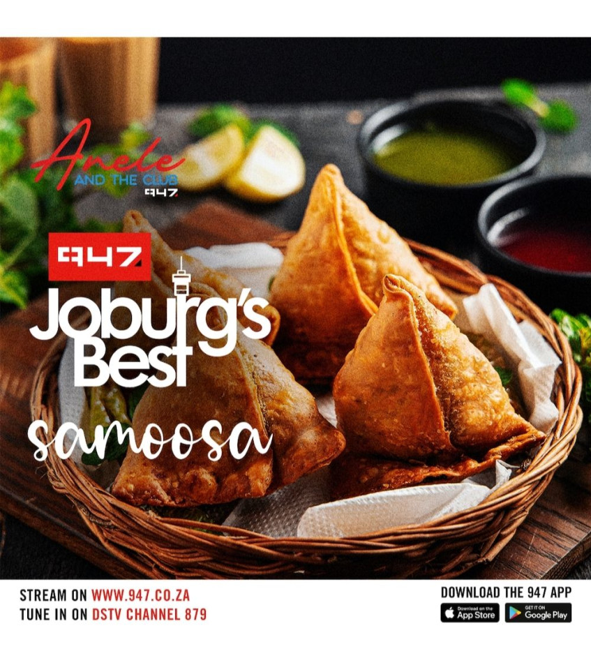 Meet our finalists for the Best Samoosa in Joburg