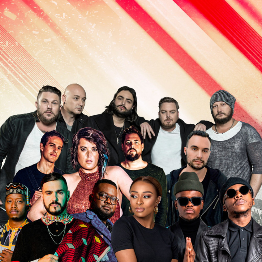 Huawei Joburg Day's hot line-up