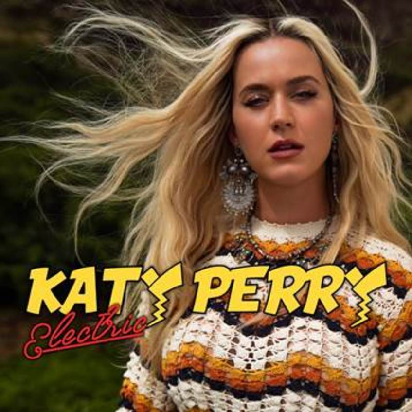 [WATCH] Katy Perry drops electric new single and music video