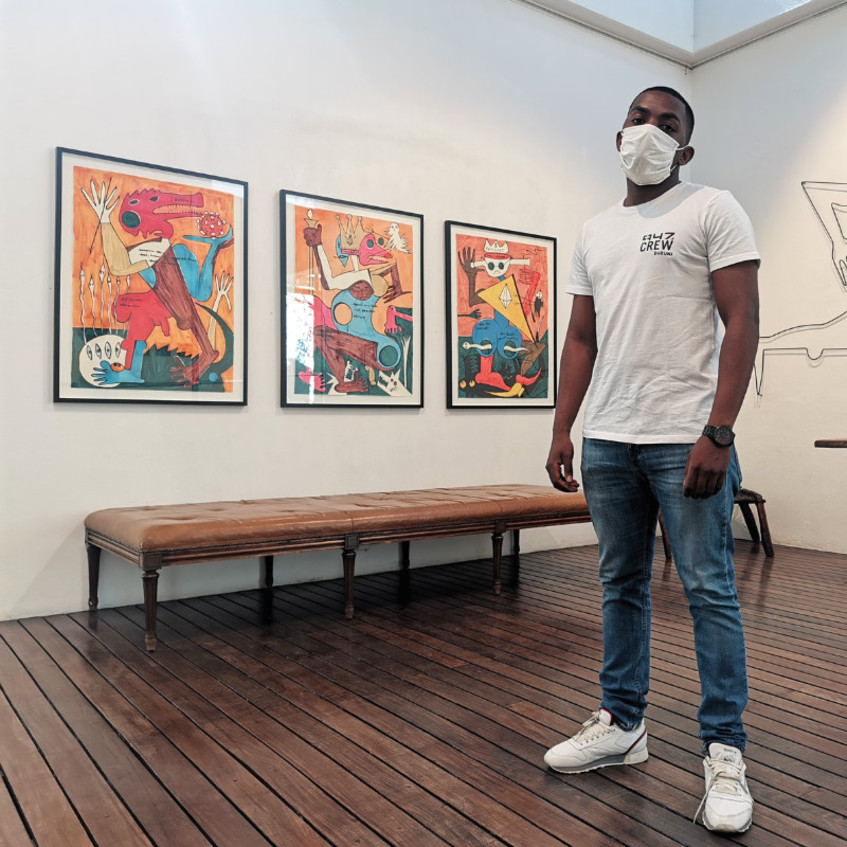 Admire beautiful art at Everard Gallery - Africa's oldest commercial art gallery