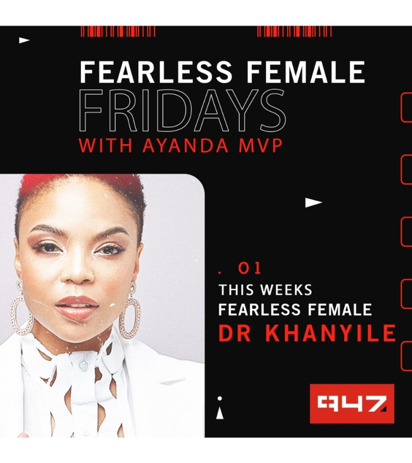 Dr Khanyile reveals the top 5 things that make her happy