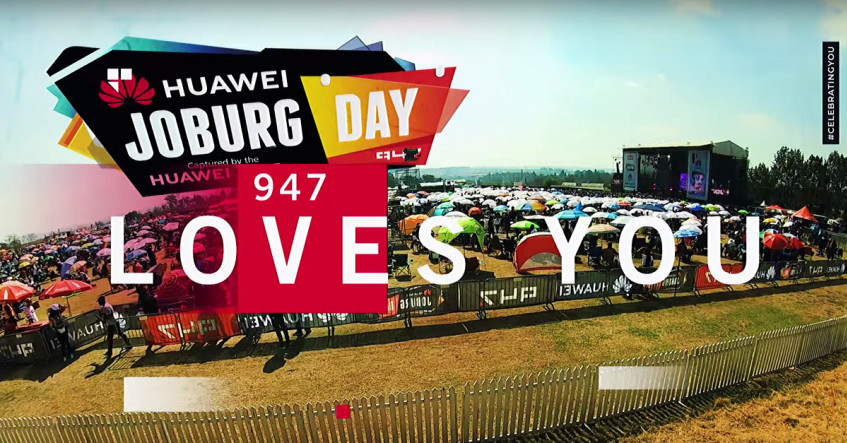 [Watch] Relive Huawei Joburg Day 2019 with these live performances & aftermovie