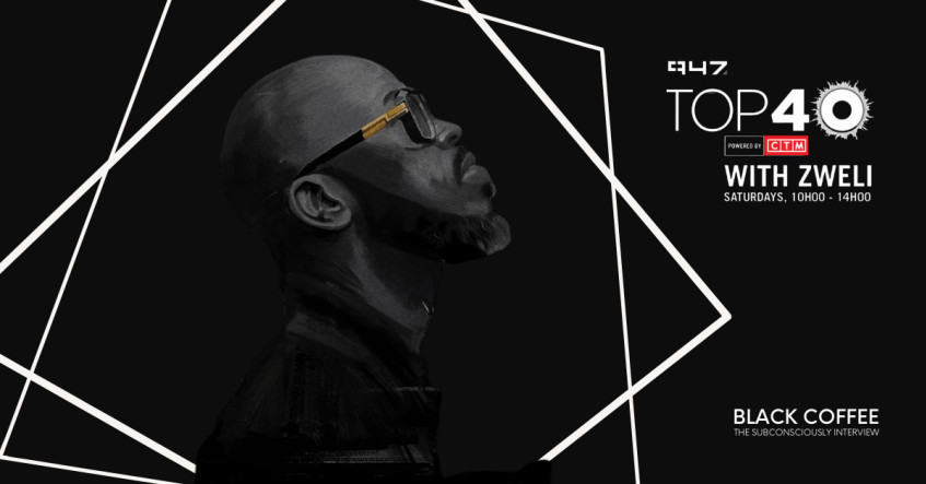 The Subconsciously Interview: Zweli chats to Black Coffee about his new album