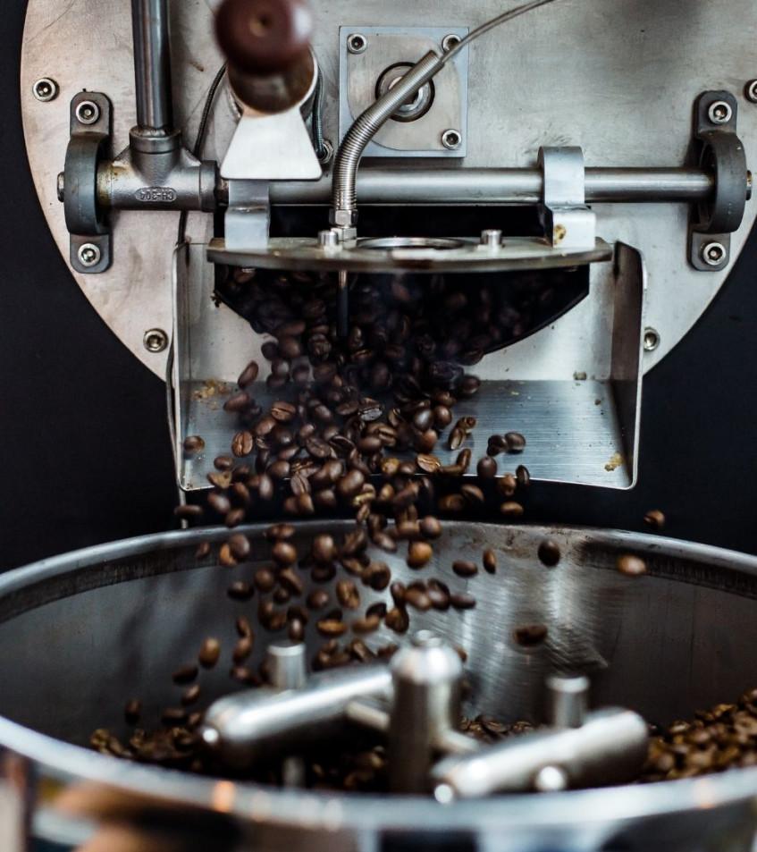Coffee farming would be Msizi James' job if he was a billionaire