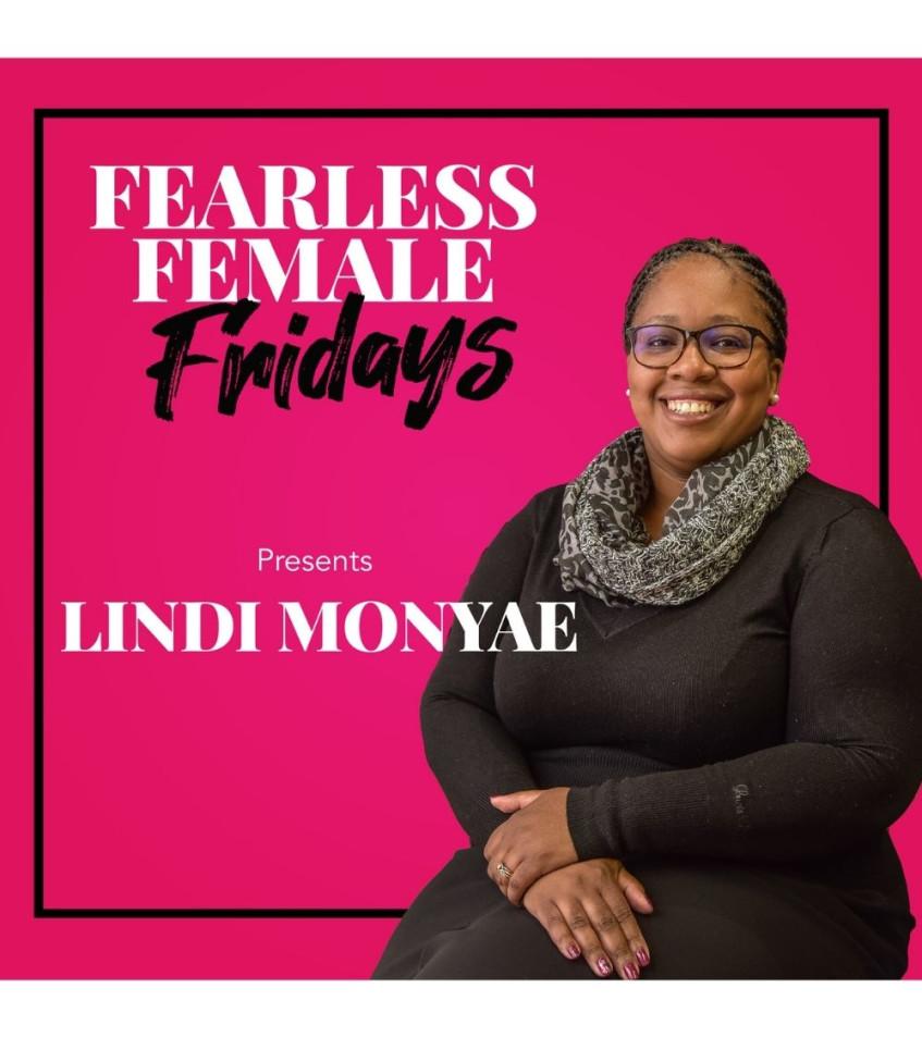 Pearls of wisdom from Lindi Monyae