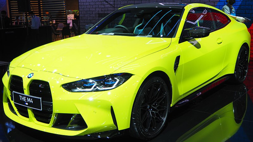 [REVIEW] BMW M4 coupe: 'Best BMW I've ever driven. Best sportscar on the market'