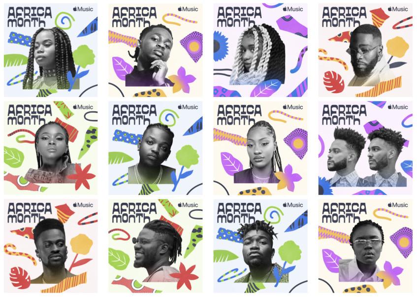 Apple Music celebrates the spirit of Umoja for Africa Month