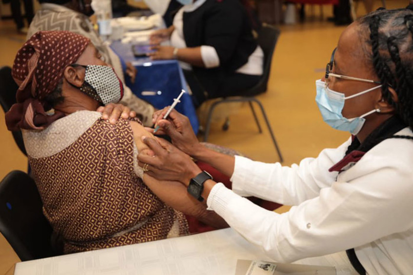 SA vaccinates over 2 million people as authorities give J&J study thumbs up