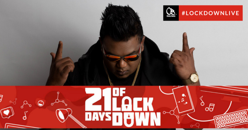 [WATCH LIVE] Chrizz Beatz in the mix with #947LockdownLive