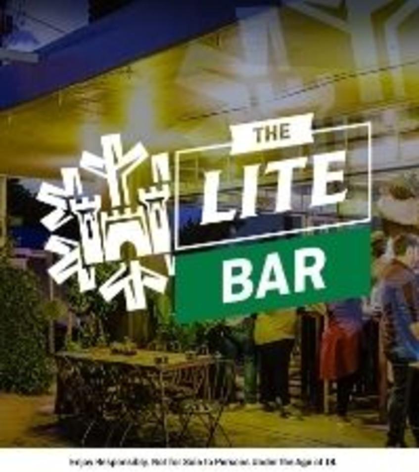 [RECAP] The Castle Lite world-first Mindful Matters Bar