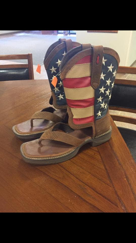 Sandals Company It's Boot Interesting A Created And Cowboy 4LAj3q5R