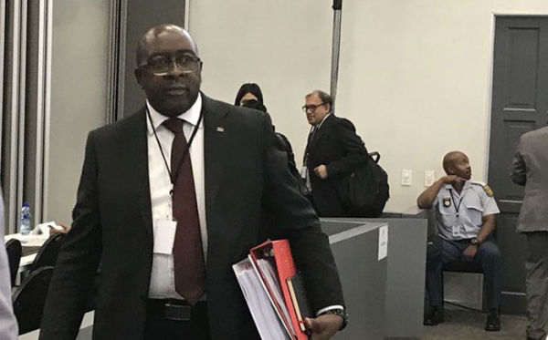 Nene tells Zondo commission he lied, visited Guptas 8 not 4 times