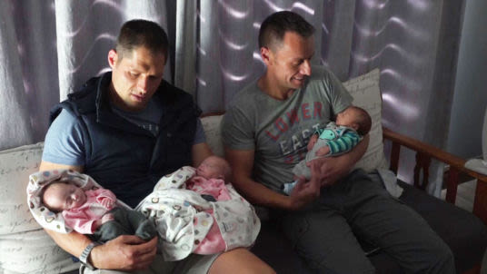 Dad writes about saving - then losing - foster triplets.