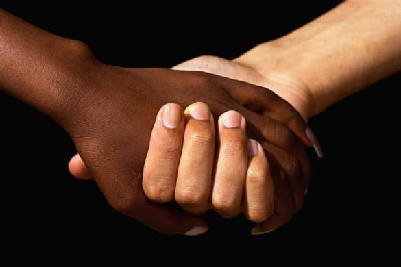 Pity, The law and interracial marriages