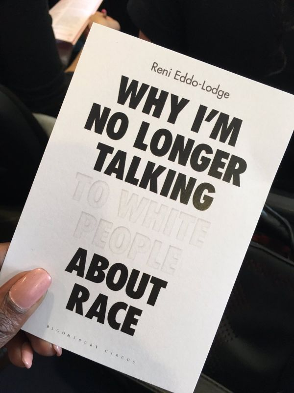 why i m no longer talking to white people