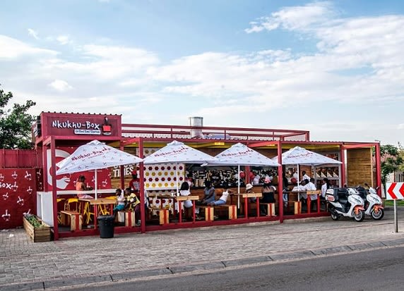 Nkukhu Box Container Stores Bring Flavour To Ekasi With