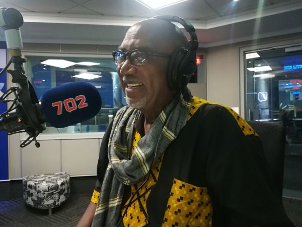 Profile interview with Sipho 'Hotstix' Mabuse, the gentle