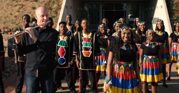 Watch] SA choir stuns with isiZulu cover of Ed Sheeran's