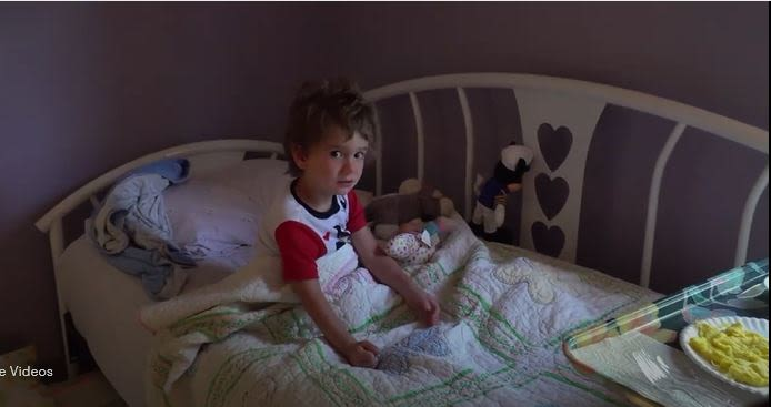 WATCH] Hilarious little girl tells mom that she needs a