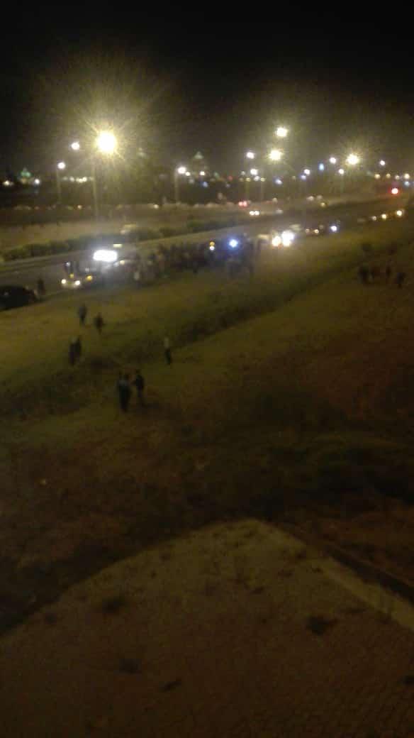 VIDEO] Drag race ends in horrific crash on Cape Town's N1