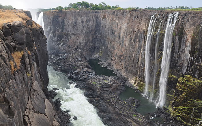Is Southern Africa Drought Drying Up Victoria Falls