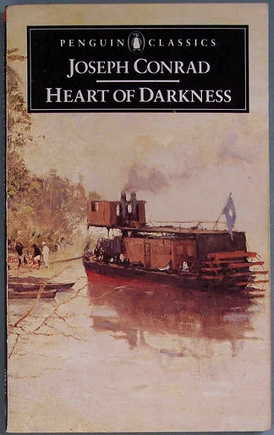 a literary analysis of mans journey into self in heart of darkness and apocalypse now