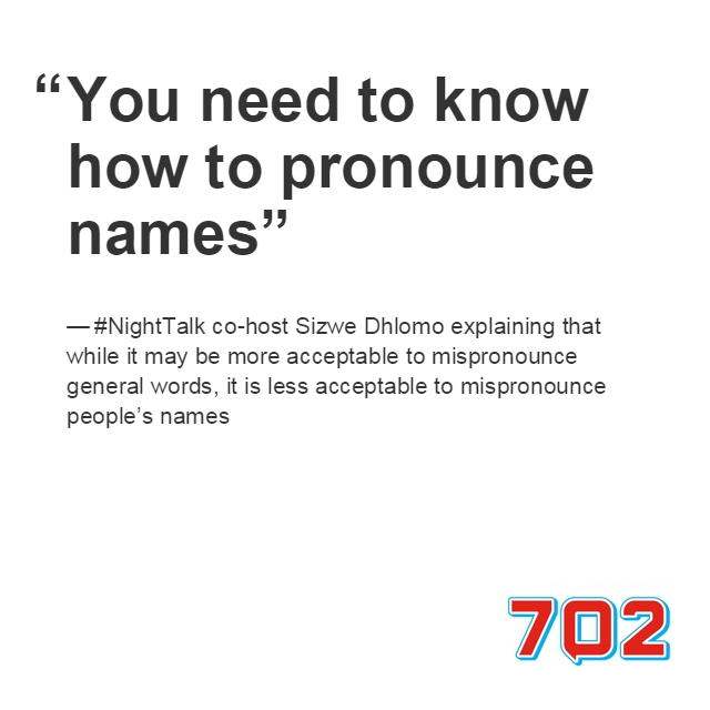 mispronouncing names microaggression