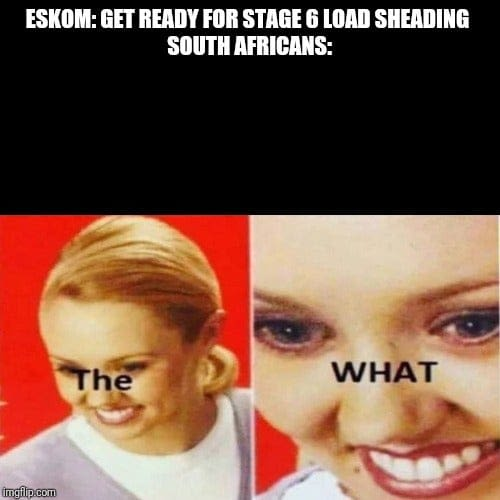 17 funny Eskom memes to help you deal with the tragic ...