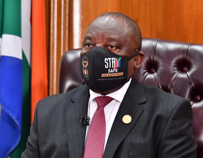 President Ramaphosa Eases Alcohol Sale Restrictions And Reopens Public Places