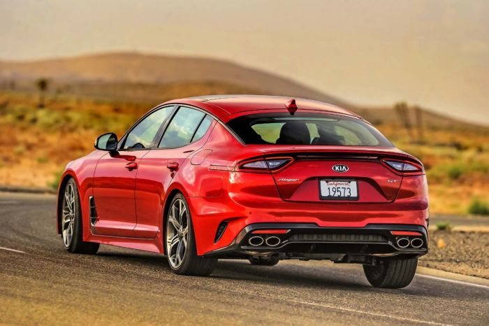 New Kia Stinger Ad Is Awesome Just Like Korean Cars In General
