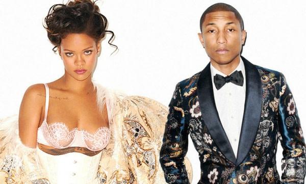 Rihanna z 50. utworem w czołowej czterdzieste Billboardu