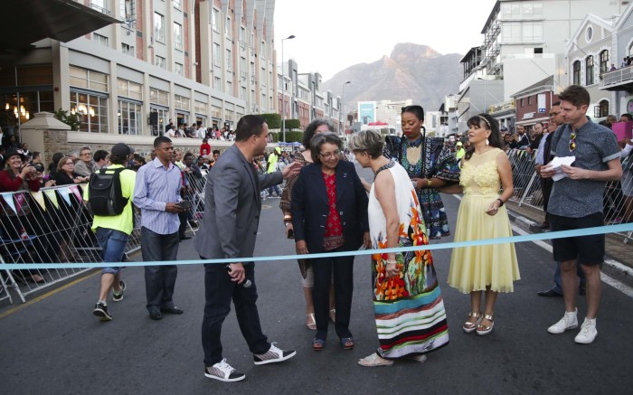 The carnival was officially opened by Cape Town Mayor, Patricia de Lille.