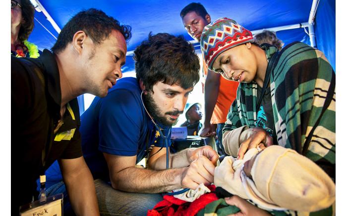 Operation Smile Madagascar Anesthesiologist Vittorio Sabelli